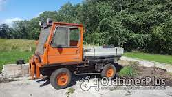 BUCHER GT 1200S 4x4 Kipper