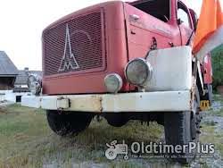 Magirus Deutz FA 4500/6 Mercur Allrad Oldtimer Wohnmobil LKW 4x4