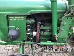 Deutz D4005 Frontlader Kat. 2 hydraulische Lenkung, viele Neuteile Foto 7