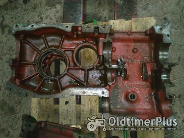 Deutz D25.1S, F2L612/x Getriebehalbschalen Foto 1