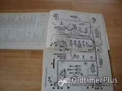orig. Betriebsanleitung DKW AU 1000 1961 Foto 4