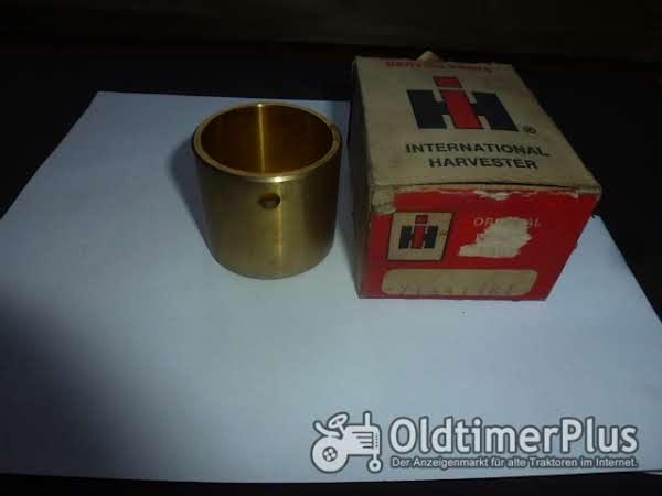 CASE IHC D214 Buchse Foto 1