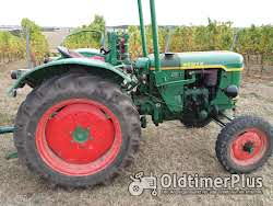 Deutz Oldtimer Traktor F2L612 photo 6