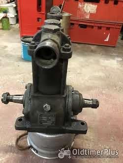 Knorr Kompressor 6,9-80 für Hanomag D 85 Motor Knorr Kompressor 6.9-80 für Hanomag D 85 Motor Foto 4