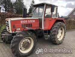 Steyr 8100 4x4 Foto 2