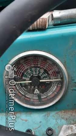 Hanomag Brilliant 701 Foto 4