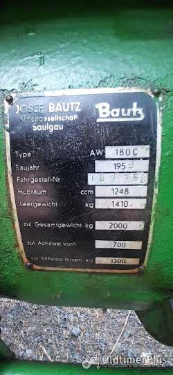 Bautz AW180 photo 4