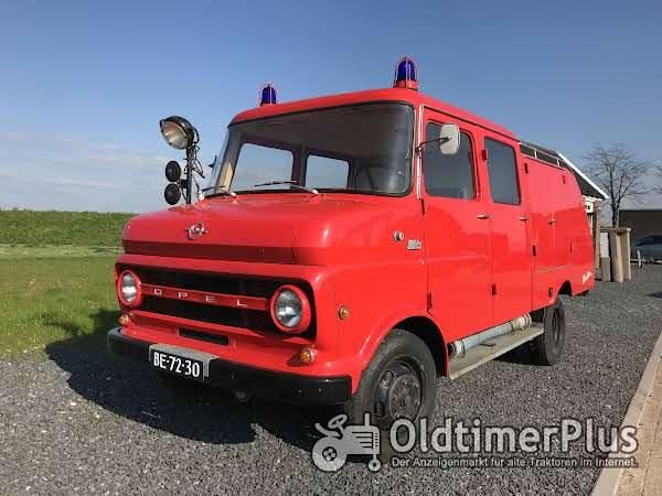 Opel Blitz Foto 1