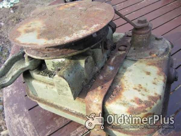 Hydraulipumpe mit Tank Claas Foto 1