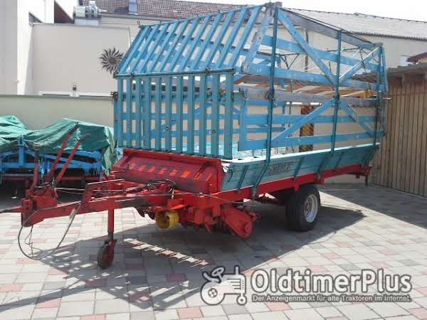 MENGELE Mengele Ladewagen LW 31 S Foto 1