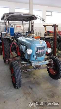Eicher Traktor Eicher EM 300 3-Zylinder Eicher Motor! Mähwerk
