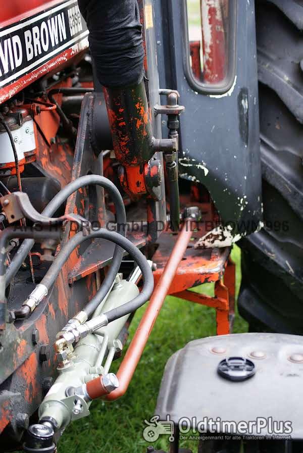 David Brown Hydraulische Lenkung Nachrüstsatz Foto 1