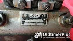 Bosch Einspritzpumpe Hanomag 324
