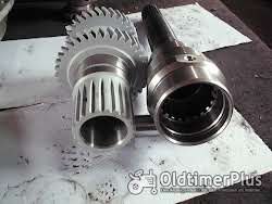 Turbokupplung, Hohlwelle, Kupplungswelle, Antriebswelle, Zahnwelle Foto 3