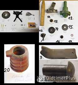 Agria, Utina, Schmotzer, Bosch Ersatzteile, Motorfräse, Weidetränker, Schrotmühle