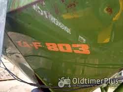 Amazone ZA-F 803 Düngerstreuer