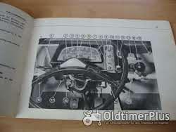orig. Betriebsanleitung Citroen 2CV4 / 2CV6 1972 Foto 3