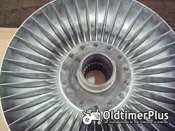 Fendt Favorit 512 - 515c, lsa Turbokupplung, Hohlwelle, Kupplungswelle, Kupplungsflansch,  Foto 4