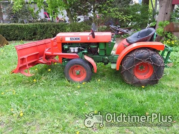 Sonstige AGRIA 4800 Foto 1