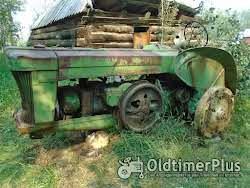 John Deere 2 X Modell R Franko Europa Foto 10