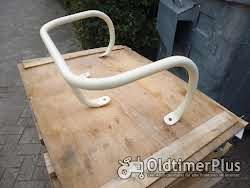 Sitzbügel Beifahrersitz für Verschiedene Hanomag Schlepper der R Reihe Sitzbügel, Beifahrersitz Foto 2