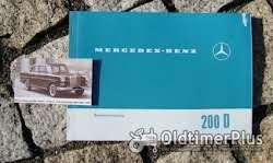 Betriebsanleitung Mercedes W111 220 SE 1963 Foto 4