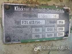 Deutz Klöckner - Humboldt - Deutz AG Köln Foto 3
