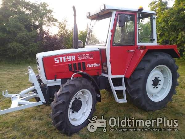 Steyr 80-80 turbo Foto 1