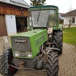Fendt Farmer 2 S Turbomatik Allrad photo 2