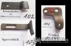 Rasspe Mähwerk, Fingerbalkenmähwerk, Ersatzteile, Sortiment B Foto 12