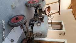 Eicher EKL11 Oldtimer Bulldog(Traktor,Schlepper)Top-Originalzustand! foto 7