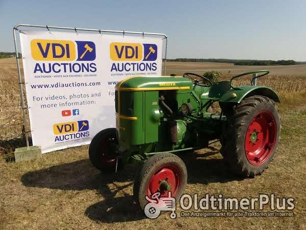Deutz F1L514 VDI-Auktionen Februar Classic Traktor 2019 Auktion in Frankreich  ! Foto 1