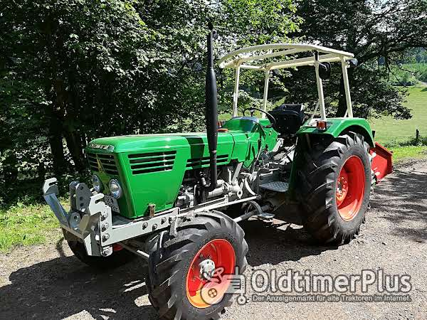 Deutz 5506 AS (Allrad) Foto 1