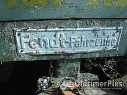 Fendt Brückenwagen Foto 11