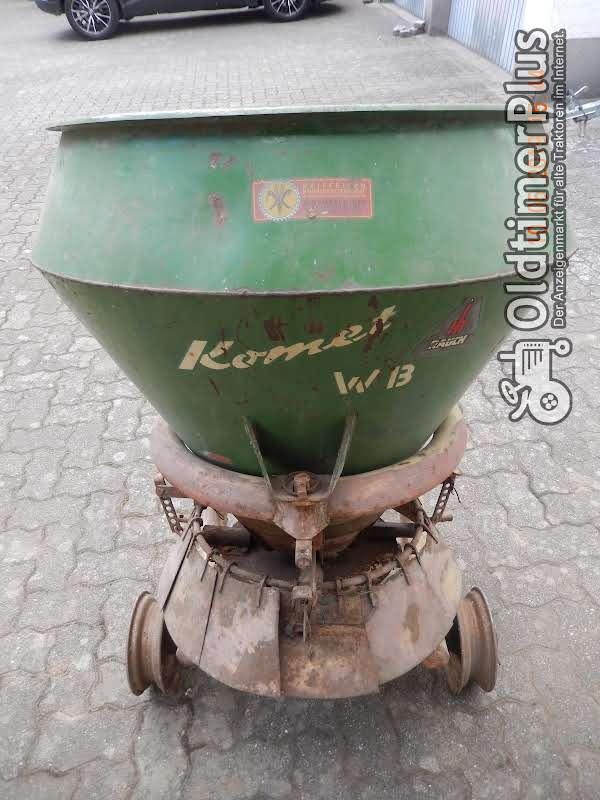 Rauch-Komet Weinberg-Düngerstreuer Foto 1