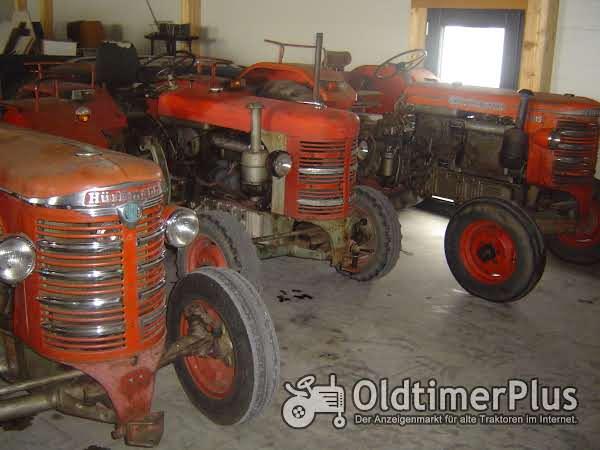 Ersatzteile für Hürlimann D50 bis D400 Foto 1