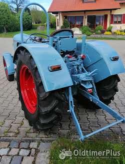Eicher ES 400 Schmalspur (orig. 3972 Std.) Foto 4