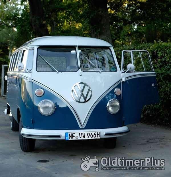 VW T1 Bus Foto 1