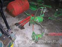 Deutz F1M414 F1L514 Frontlader komplett Foto 4
