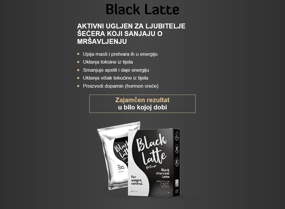 Gdje kupiti Black Latte