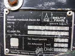 Deutz D13006 Allrad Foto 9