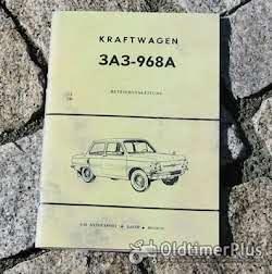 Betriebsanleitung Wartburg 311 / mit Sport Coupé 1959 Foto 7