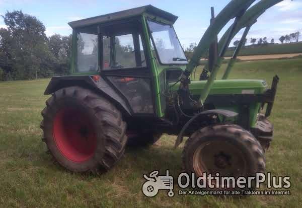 Deutz D6507 C Allrad Frontlader Foto 1