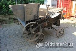 Welger Zwerg Strohpresse für Dreschmaschine Foto 3