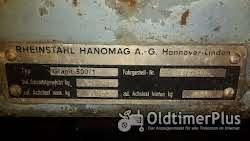 Hanomag Granit 500/1 in Teilen zu Verkaufen  Foto 2