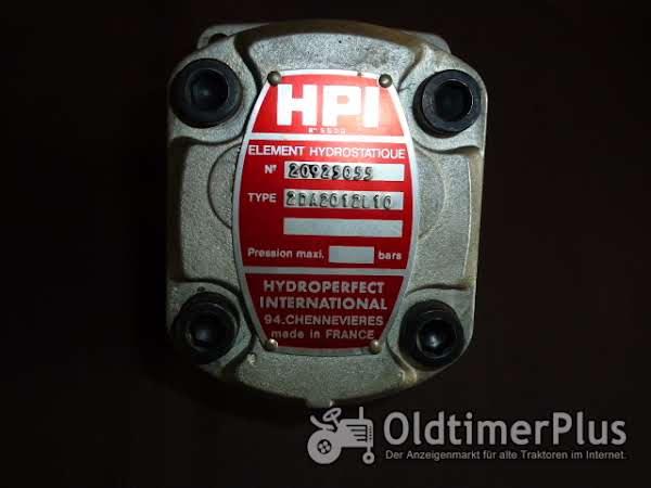 HPI Hydraulikpumpe Hydr.pumpe f. Deutz Hpi Nr. 20925055 Type 2DA2012L10 Foto 1