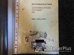 New Holland Hayliner 265 Foto 13