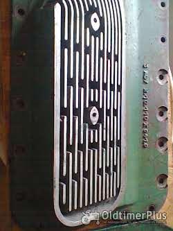 Güldner 3LKN-3LKA Originalteile Motorölkühler mit Deckel,Kolben 80mm Original und unbenutzt Foto 4