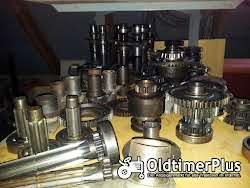 Fortschritt RS09 GT124 und T157 Ersatzteile Foto 2