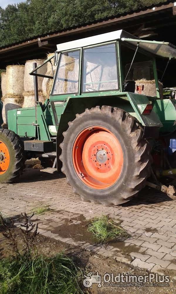 Fendt Favorit 600 LSA /FWA 281 photo 1